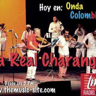 Entrevista a Daniel Diaz - Real Charanga