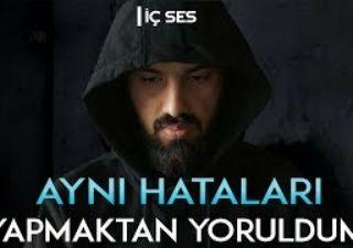 AYNI HATALARI YAPMAKTAN YORULDUM - Ahmet Taha  #İÇSES