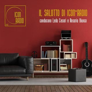 Il Salotto di Icon*Radio Puntata 1 ospite la wedding planner Flavia Robbe
