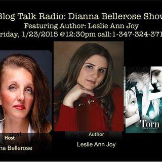 Empowering and Inspiring Women Globally- Torn- Author Leslie Ann Joy