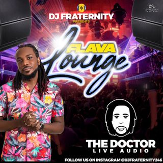 The Doctor Flava Lounge 25th February 2021