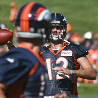 Diving Deep On The Broncos Roster: Quarterbacks