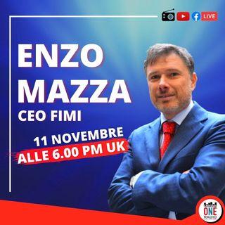 Enzo Mazza (CEO FIMI) presenta Milano Music Week 2020