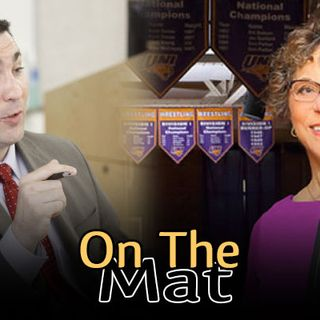 OTM435: UNI Hall of Fame inductees Sandy Stevens and Rich Powers