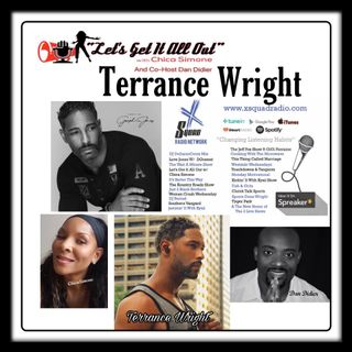 Our Special Guest Today, Personal Trainer & Motivator, Mr. Terrance Wright!