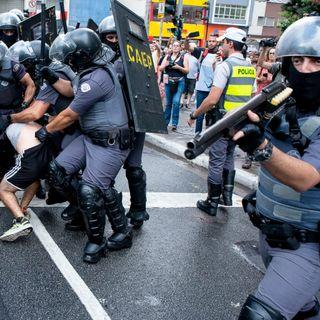 #13 - A repressão contra as manifestações populares no Brasil