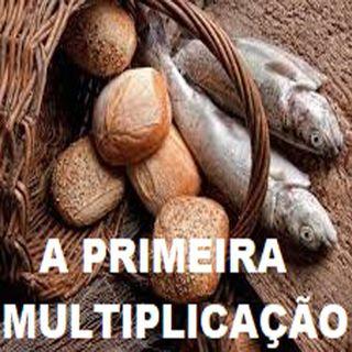 A primeira multiplicação de pães e peixes
