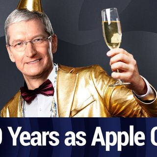 MBW Clip: A Look at Tim Cook's Decade as Apple CEO