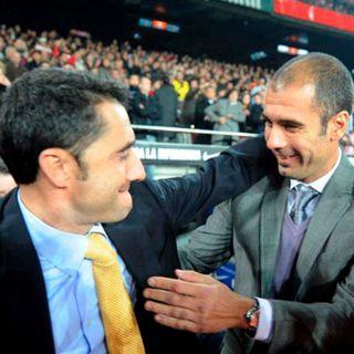 Guardiola, Valverde y el 433