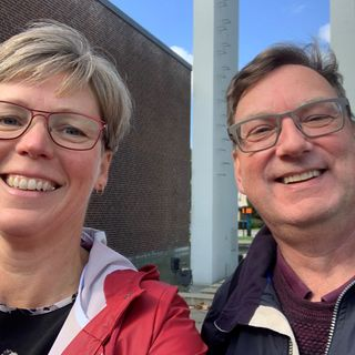 19. søndag efter trinitatis. Peter Fredensborg i samtale med Solvej Paabøl Andersen