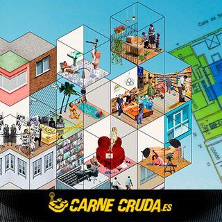 Carne Cruda - Dónde vamos a vivir: arquitectura y urbanismo del futuro (#753)