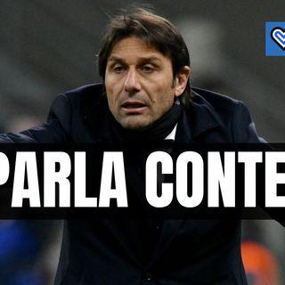 Dall'addio all'Inter a Inzaghi: l'intervista di Conte in un minuto