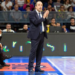 """Txus Vidorreta: """"No ha sido nuestro día en los finales de cuarto"""""""