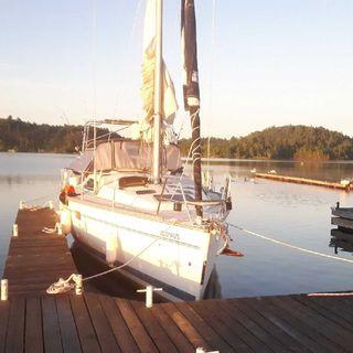 Captain Chuck's Sailing Adventure