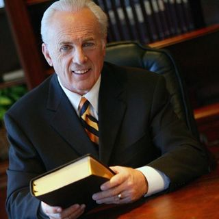 John MacArthur What is the Gospel? Pt 1