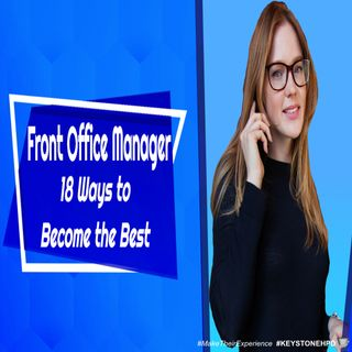 Front Office Manager – 18 Ways to Become the Best | Ep. #220