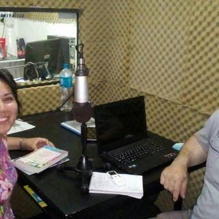 Hablando sobre Budismo con Silvana Alfonso