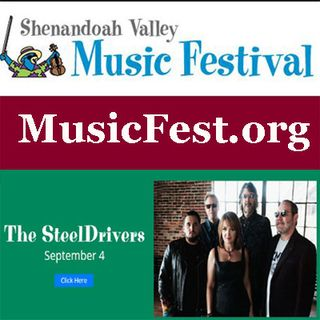 Dennis Lynch Shenandoah Valley Music Festival