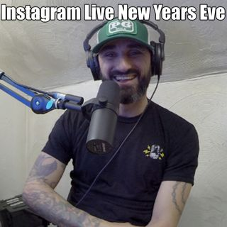 Instagram Live- New Years Eve