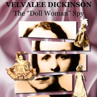 Author Barbara Casey - The Doll Woman Spy