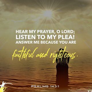 Prayer for God to Cause You To Hear His Unfailing Love Each Morning and Guide Your Path.