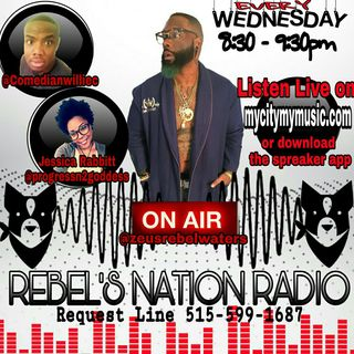Rebels Nation Radio (8-30-17)