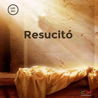 Oración 22 de abril (Resucitó)
