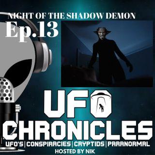 Ep.13 Night Of The Shadow Demon