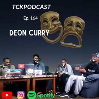 The Conceited Knowbody 164 Feat. Deon Curry