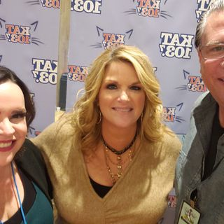 CMA Interview-Trisha Yearwood