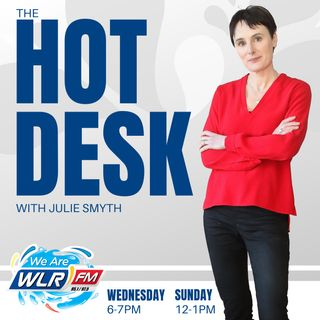 The Hot Desk Sunday July 28th, 2019