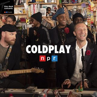 Coldplay - Acoustic Live at NPR Tiny Desk | Full concert | Full Show | NPR Music