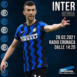Post Partita - Inter - Genoa 3-0 - 210228