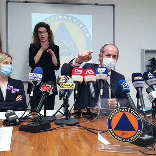 Vaccini in Veneto, prenotazioni per i 40-49 anni al via da lunedì. Oggi tocca a Zaia