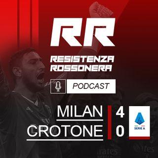 S02 - E32 - Milan - Crotone 4-0, 7/02/2021