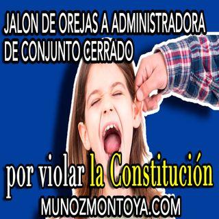 Juzgado de Bucaramanga ordena a administradora a dejar ingresar visitantes a Conjunto Residencial