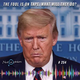 "Episode 254 ""The Fool Is On Tape. What Will They Do?"""
