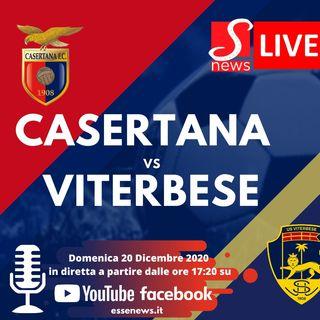 Diretta Lega PRO :::: Casertana - Viterbese 0 -3 ::: Serie C girone C