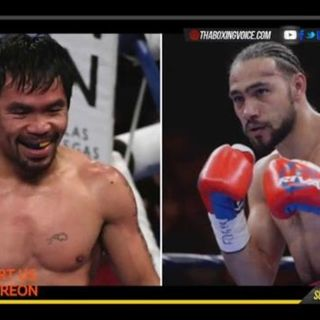 "🛑Keith Thurman-""Pacquiao Lets Make it Happen""👀""Broner needs a Win before a Title Shot""😱🔥🔥"