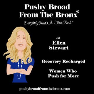 Premier of New Show: Women Who Push For More, a Conversation with Dr. Pat Baccili