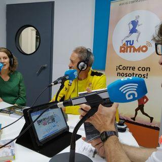 ATR 9x11 - Maratón de Valencia, niños y running y Ramiro Matamoros