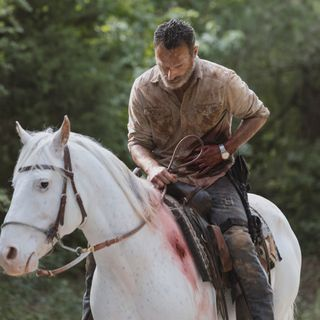 "The Walking Dead S09E05 ""What Comes After"""