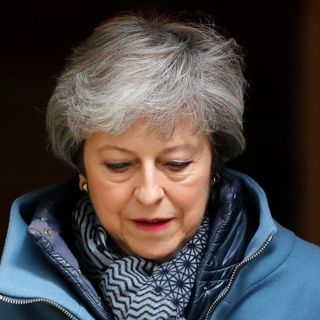 May Implodes, Brexit & Torries gamble on uncertain future