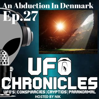 Ep.27 An Abduction In Denmark