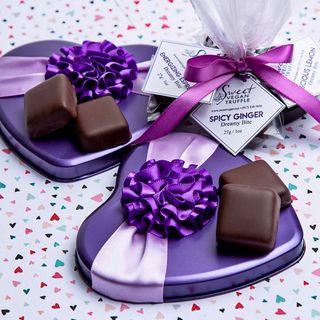 Sweet Vegan Innovates Chocolate