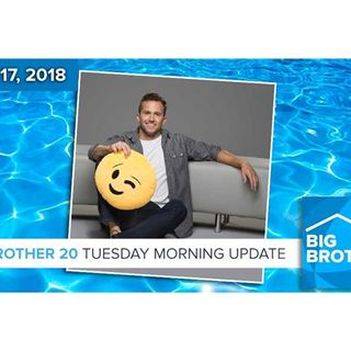 BB20 | Tuesday Morning Live Feeds Update July 17