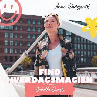 Anne Damgaard - Hvordan skaber vi et bæredygtigt og meningsfuldt liv?