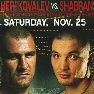 Inside Boxing Weekly:Kovalv-Shabransky Preview and Top 10 Light Heavyweights of All-Time