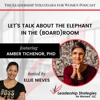 Let's Talk About the Elephant in the (Board)Room