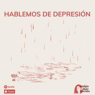Episodio 7: Hablemos de Depresión feat. Vielka Santiago